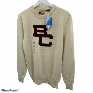 Boston College Bookstore BC Crew Neck Sweater XS